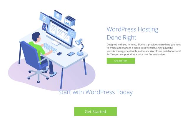 wordpress hosting done right