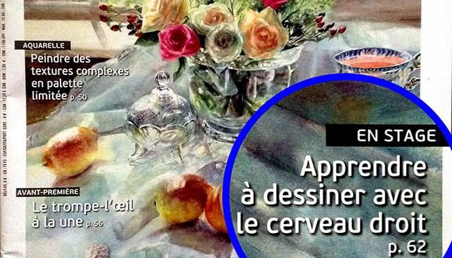 """Couverture de la revue """"Pratique des arts"""", nº 121, 27 mars-29 mai 2015."""