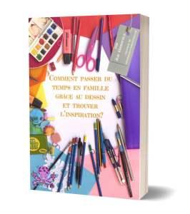 Read more about the article Mon super premier livre bonus pour dessiner en famille