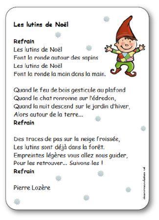 Chanson De Noel Pour Enfant : chanson, enfant, Chanson, Lutins, Noël, Paroles, Illustrées, Imprimer, Gratuitement