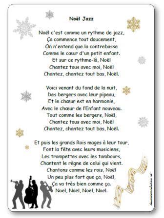 Noël c'est comme un rythme de jazz - YouTube