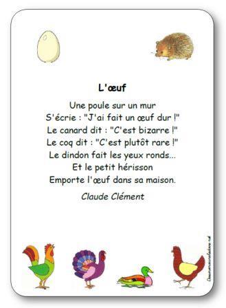 Une Poule Sur Un Mur Paroles : poule, paroles, Comptine, L'œuf, Claude, Clément, Paroles, Illustrées,