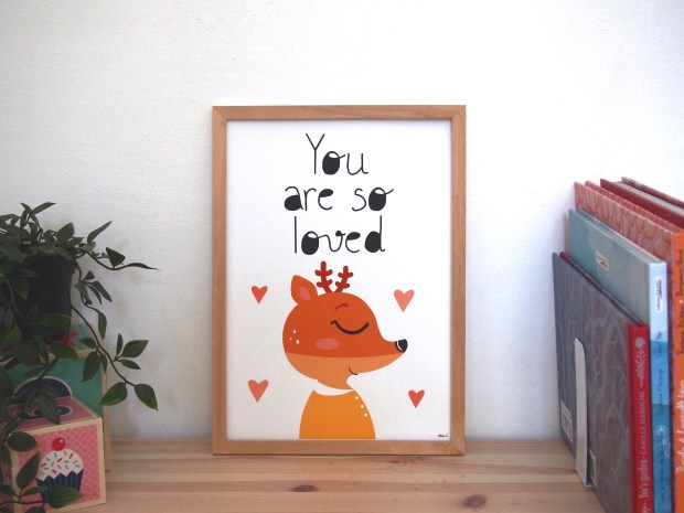 Dessinemoiunelicorne-HelloFriends-Affiche-Love