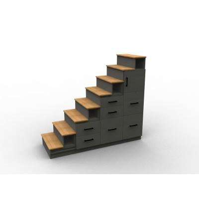 le veritable meuble escalier sur mesure