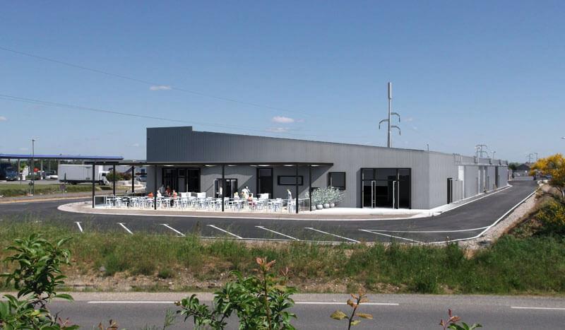 Demande Autorisation de Travaux - Restaurant - Brens (81)