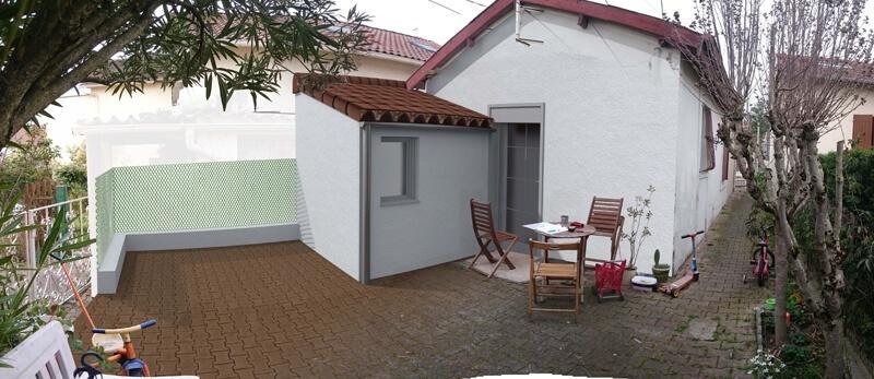 Extension d'une maison - Toulouse (31)
