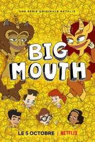 Big Mouth Saison 3 VF