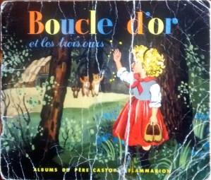 Inspirations d'Elise, l'album pour enfants boucle d'or
