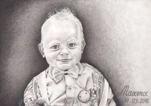 portrait-dessin-d-après-photo-enfant-2