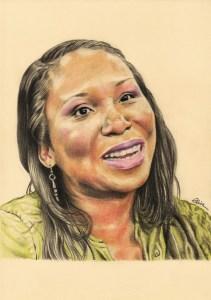 portrait-individuel-dessin-d-après-photo-femme