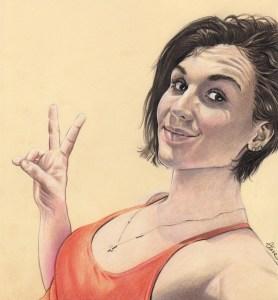 portrait-individuel-dessin-d-après-photo-jeune-femme-2