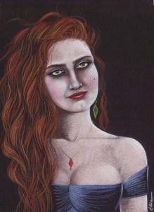 La comtesse mélancolique