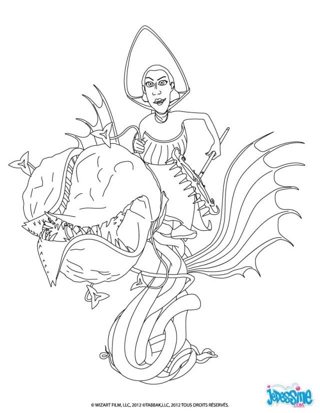 Dessins Gratuits à Colorier - Coloriage La Reine Des Neiges à imprimer