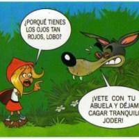 "Analizando cuentos, ""Caperucita Roja""."