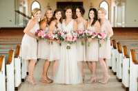 Dark Beige Bridesmaid Dresses | www.pixshark.com - Images ...