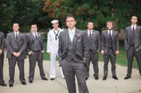 Pick Plum Coloured Bridesmaid Dresses for an Autumn Wedding