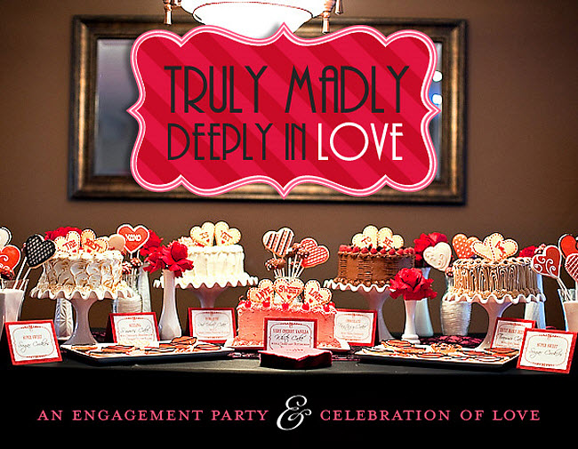 A Pre Wedding Celebration: The Engagement Party