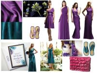 Peacock inspired......... : PANTONE WEDDING Styleboard ...