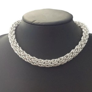 Chainmaille Choker by Destai