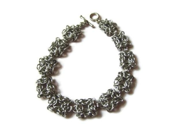 Celtic Labyrinth Bracelet by Destai
