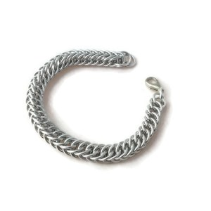 Half Persian Chainmaille Bracelet by Destai