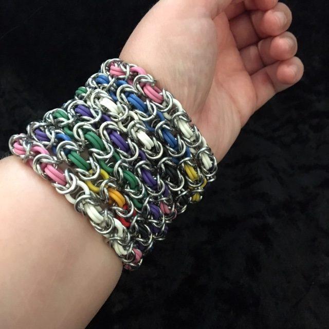 Pride Bracelets by Destai
