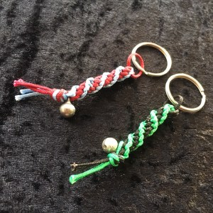 Macramé Keychain by Destai