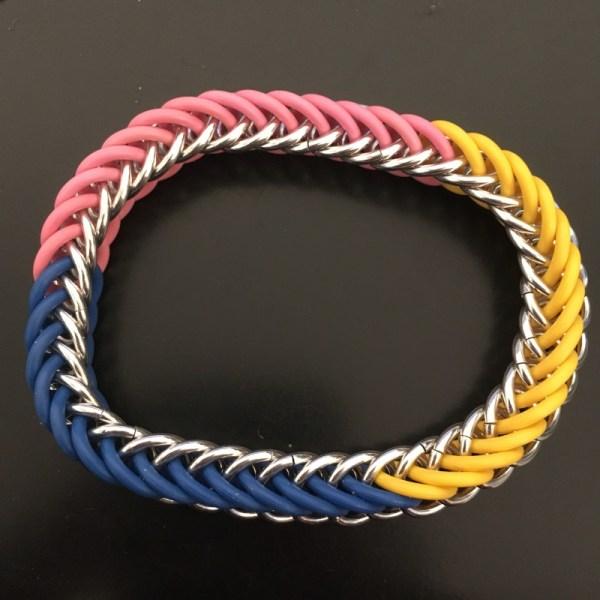 Pan Pride Bracelet by Destai