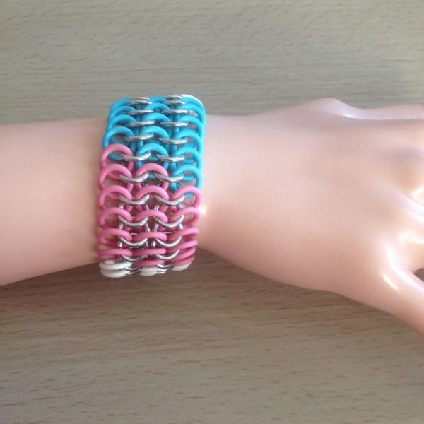 Trans Pride Bracelet by Destai