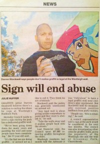 The Hornsby Advocate 2009