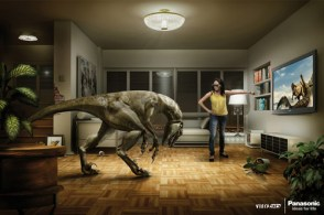 Panasonic Viera 3D