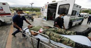 Ataque terrorista contra militares na Colômbia deixa 36 feridos