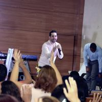 Pastor Lucas ministra na AD Maanaim em Itaboraí