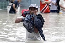 fillipine innondazione