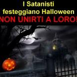 I Satanisti festeggiano Halloween: NON UNIRTI A LORO!