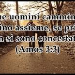 Non esiste unione tra i membri della Chiesa di Cristo Gesù se non si ha la stessa dottrina, lo stesso timore di Dio e lo stesso Spirito
