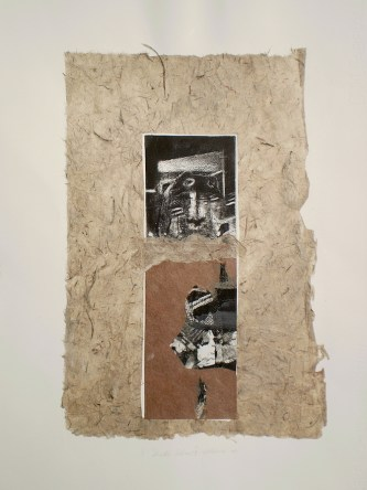Shades Below 1, 2010, intaglio and chine-colle 36x24 cm print, 50x35 cm paper