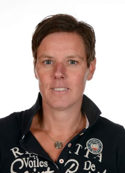 Esther Bakker teamleider, groep 7/8, IB