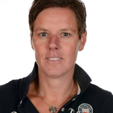 Esther Bakker teamleider, groep 8