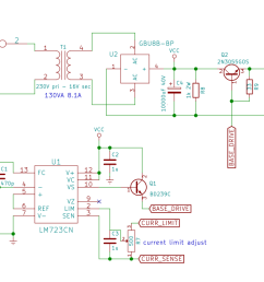 12v 5a linear power supply schematic [ 1424 x 674 Pixel ]