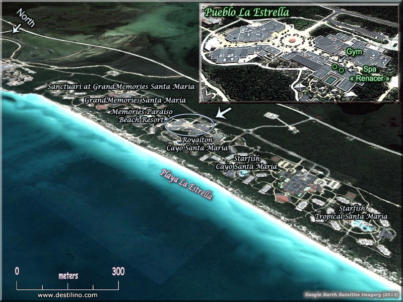 Hotel Starfish Cayo Santa Maria Cuba