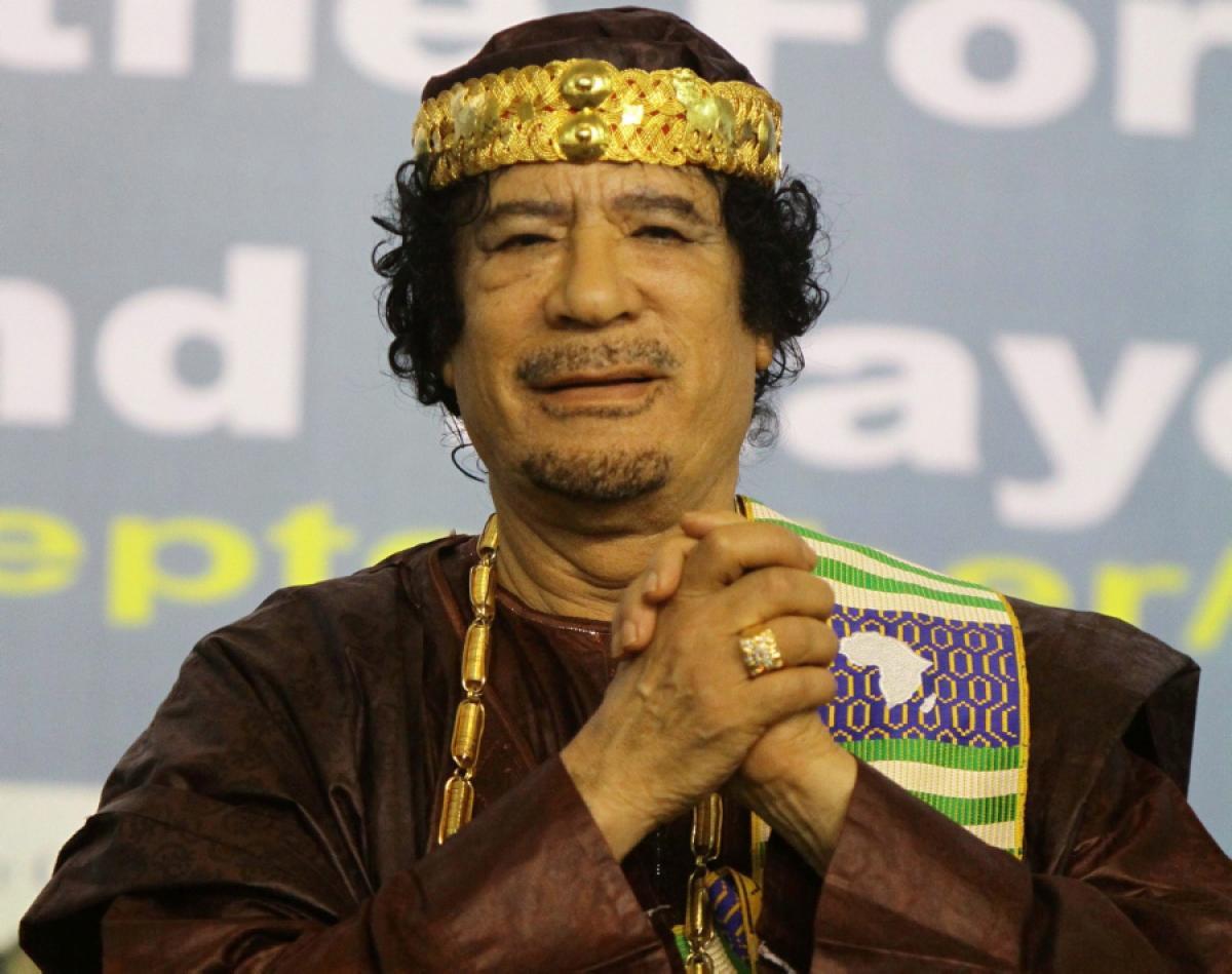 De waarheid die de media verborgen houden over Gaddafi's Libië