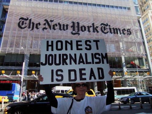 Media-Protest