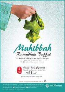 Ramadhan Buffet 2017