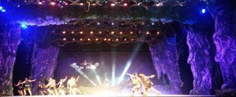 Fantasy Rainforest Theatre PICC
