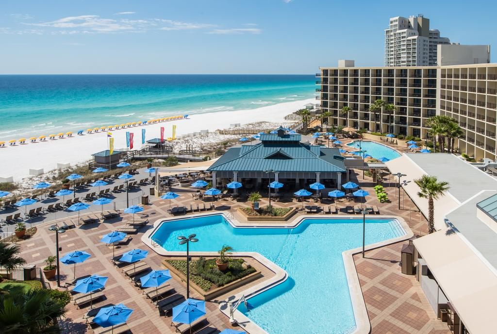 15 Beachfront Hotels and Vacation Rentals in Destin Florida on the Beach