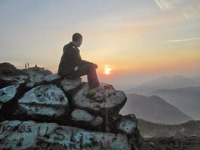 Matahari Gunung Sibayak