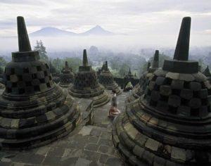 Destinasi Wisata Terbaik Yogyakarta - Candi Borobudur