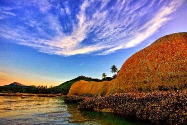 wisata pontianak - Sinka Island Park