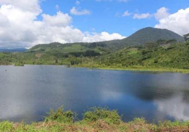 Destinasi Wisata Ogan Komering Ilir : Danau Teluk Rasau